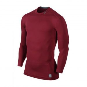 Koszulka z długim rękawem Nike Core Compression Mock 2.0 449795-653 Rozmiar XXL (193cm)