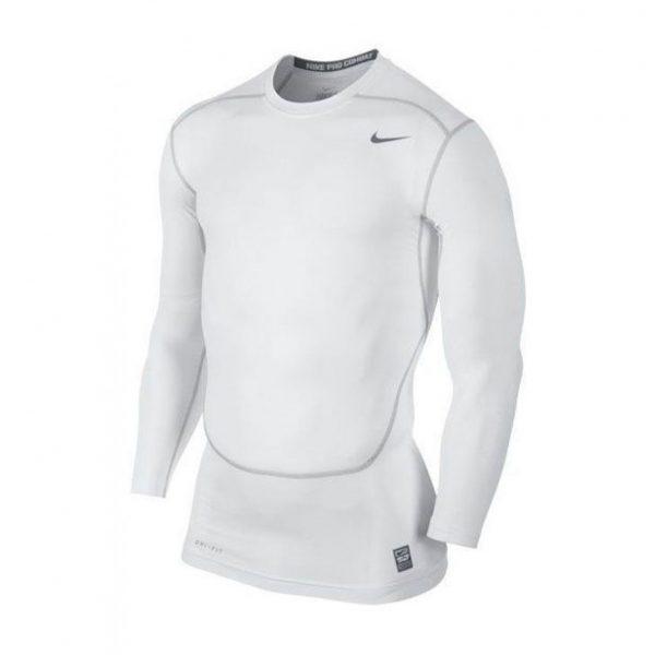 Koszulka z długim rękawem Nike Core Compression Top 2.0 449794-100 Rozmiar XXL (193cm)
