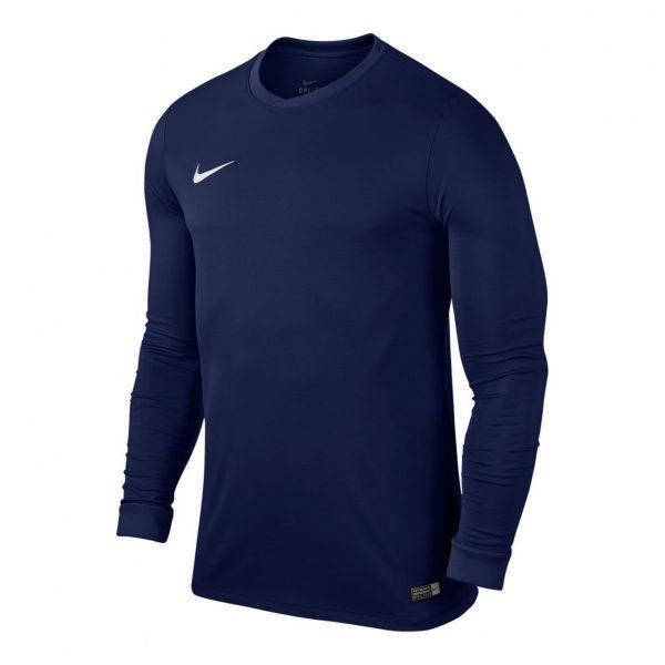 Koszulka z długim rękawem Nike Junior Park VI 725970-410 Rozmiar S (128-137cm)