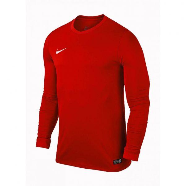 Koszulka z długim rękawem Nike Junior Park VI 725970-657 Rozmiar S (128-137cm)