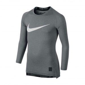Koszulka z długim rękawem Nike Junior Pro Cool Compression 726460-091 Rozmiar L (147-158cm)