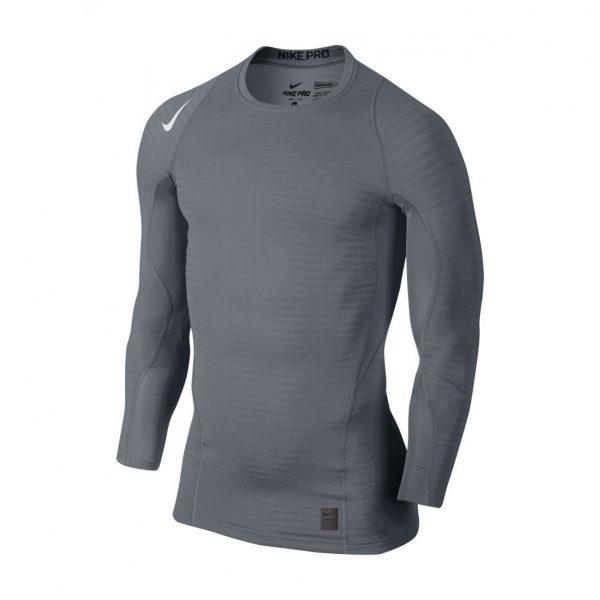 Koszulka z długim rękawem Nike Warm Compression 725029-065 Rozmiar S (173cm)