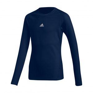Koszulka z długim rękawem adidas Junior Alphaskin CW7322 Rozmiar 128