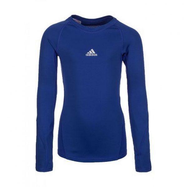 Koszulka z długim rękawem adidas Junior Alphaskin CW7323 Rozmiar 140