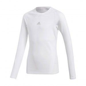 Koszulka z długim rękawem adidas Junior Alphaskin CW7325 Rozmiar 140