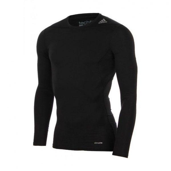 Koszulka z długim rękawem adidas Techfit Base D82057 Rozmiar XXL (193cm)