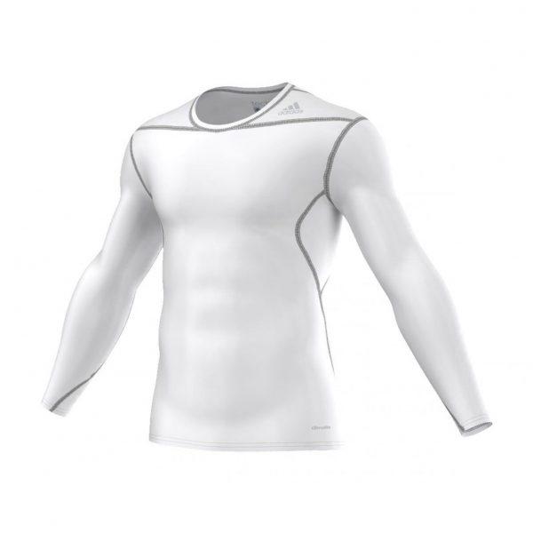 Koszulka z długim rękawem adidas Techfit Base D82058 Rozmiar S (173cm)