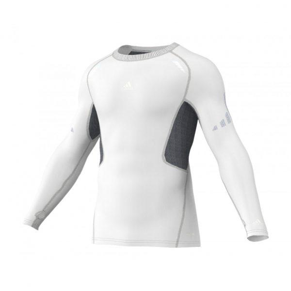 Koszulka z długim rękawem adidas Techfit Preparation W58951 Rozmiar M (178cm)