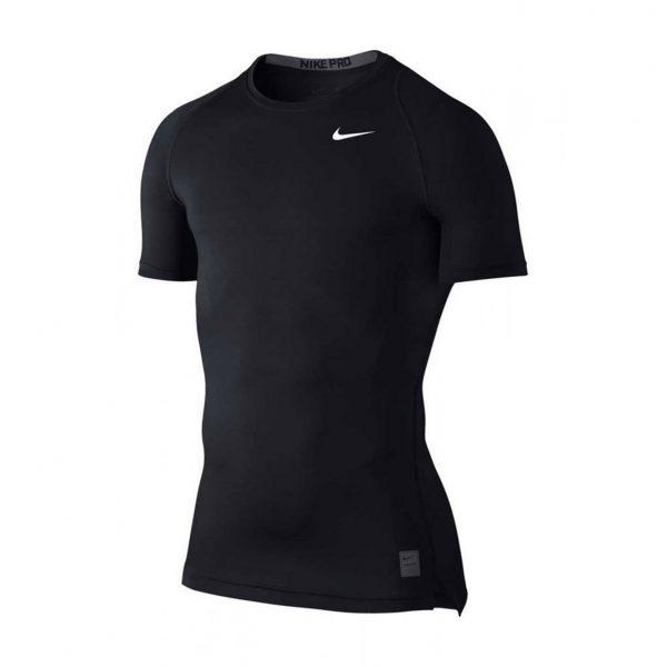 Koszulka z krótkim rękawem Nike Cool Compression 703094-010 Rozmiar XXL (193cm)