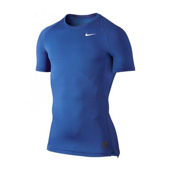 Koszulka z krótkim rękawem Nike Cool Compression 703094-480 Rozmiar S (173cm)