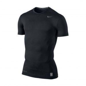 Koszulka z krótkim rękawem Nike Core Compression Top 2.0 449792-010 Rozmiar S (173cm)