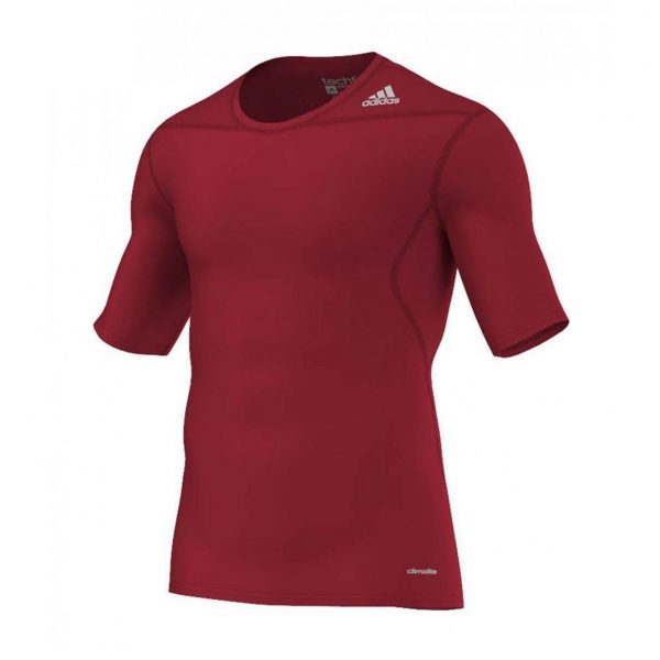 Koszulka z krótkim rękawem adidas Techfit Base D82089 Rozmiar M (178cm)