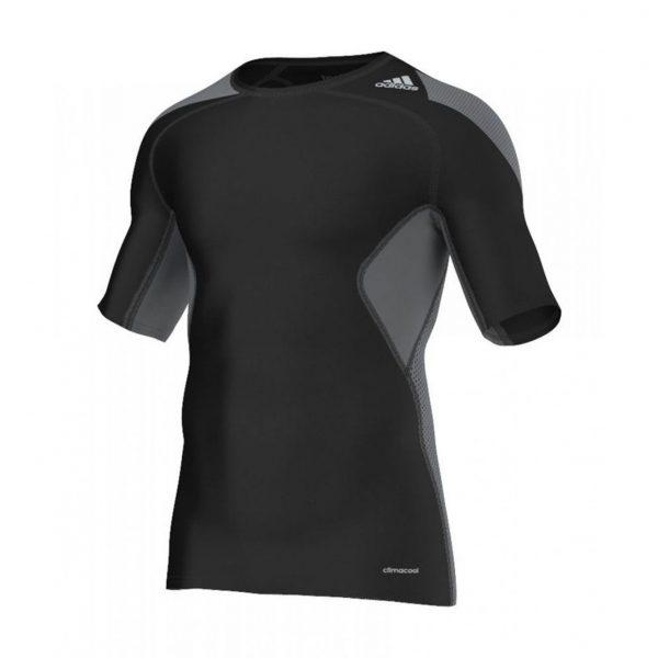 Koszulka z krótkim rękawem adidas Techfit Cool S19441 Rozmiar S (173cm)