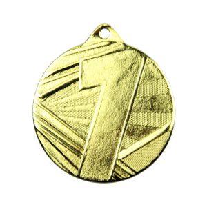 Medal pierwsze miejsce 50mm złoty ME005