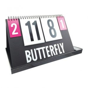 Numerator do 25 pkt Butterfly