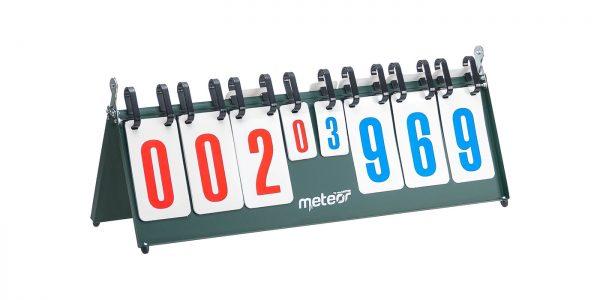 Numerator punktów Meteor pkt.1-999 sety 1-7 16001