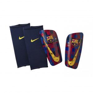 Ochraniacze Nike FC Barcelona Mercurial Lite SP2155-610 Rozmiar XS (140-150cm)