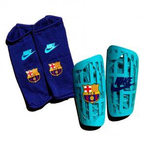 Ochraniacze Nike FC Barcelona Mercurial Lite SP2171-309 Rozmiar XS (140-150cm)