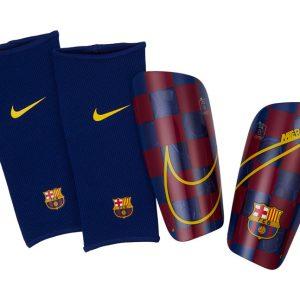 Ochraniacze Nike FC Barcelona Mercurial Lite SP2171-455 Rozmiar XS (140-150cm)