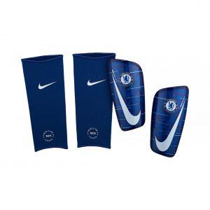 Ochraniacze Nike Mercurial Lite Chelsea Londyn SP2135-495 Rozmiar XS (140-150cm)