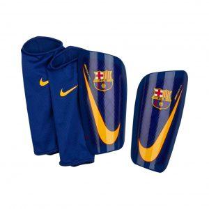 Ochraniacze Nike Mercurial Lite FC Barcelona SP2112-422 Rozmiar XS (140-150cm)