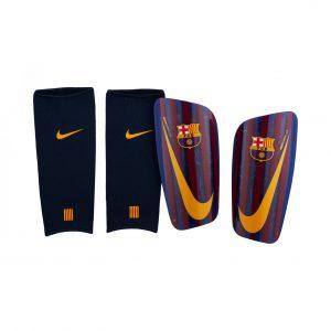 Ochraniacze Nike Mercurial Lite FC Barcelona SP2133-455 Rozmiar XS (140-150cm)