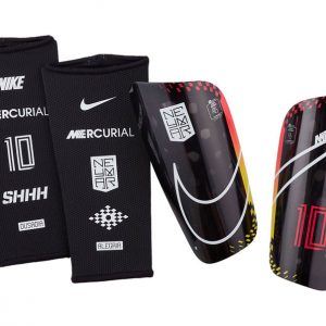 Ochraniacze Nike Mercurial Lite Neymar JR SP2170-610 Rozmiar XS (140-150cm)