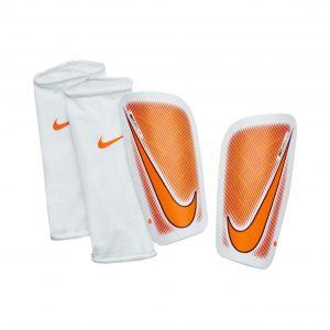 Ochraniacze Nike Mercurial Lite SP2086-102 Rozmiar XS (140-150cm)