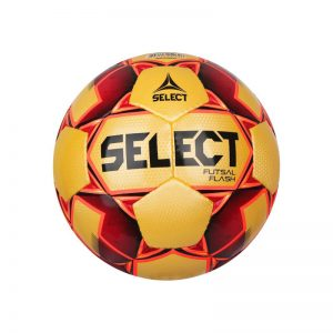 Piłka Select Flash Futsal żółta Rozmiar Futsal