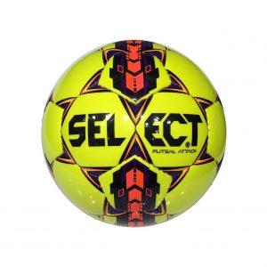 Piłka Select Futsal Attack żółta