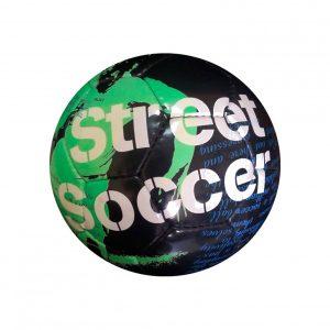 Piłka Select Streetsoccer (czarno-zielona) Rozmiar 4.5