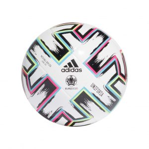 Piłka adidas Junior Uniforia League 350g Euro2020 FH7357 Rozmiar Junior 350g r.4