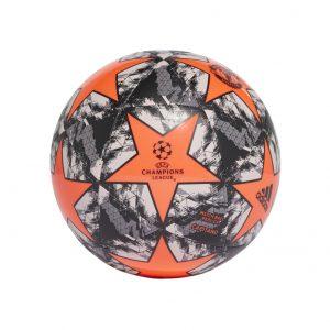 Piłka adidas Manchester United Finale Capitano DY2538 Rozmiar 4