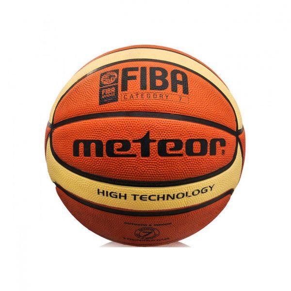 Piłka do koszykówki Meteor Cellular 07000F Rozmiar 7