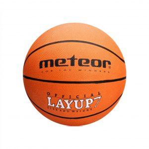 Piłka do koszykówki Meteor Layup 07055 r 7 Rozmiar 7