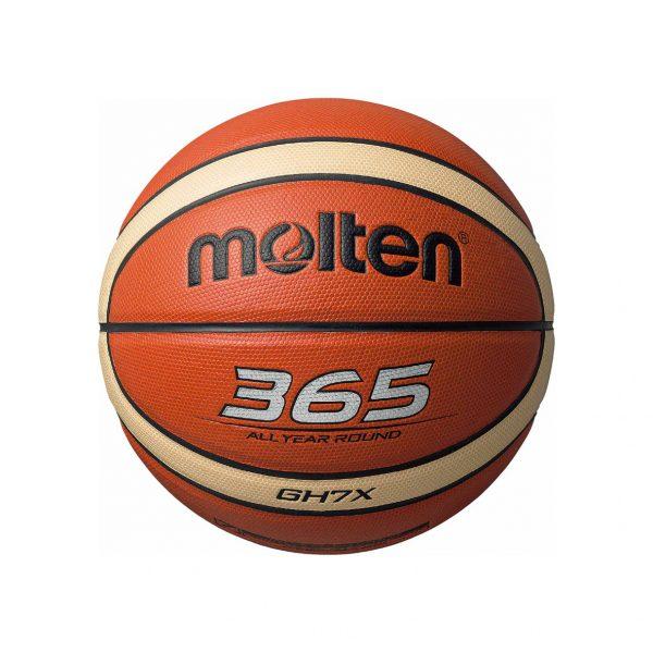 Piłka do koszykówki Molten B7GHX (GH7X) Rozmiar 7