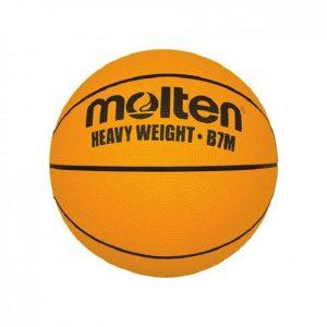 Piłka do koszykówki Molten Ciężka (1400g) B7M Rozmiar 7