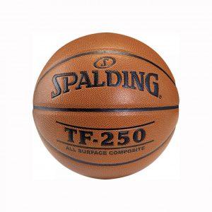 Piłka do koszykówki SPALDING TF 250 IN/OUT 6 Rozmiar 6