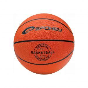 Piłka do koszykówki Spokey Cross 82388 Rozmiar 7
