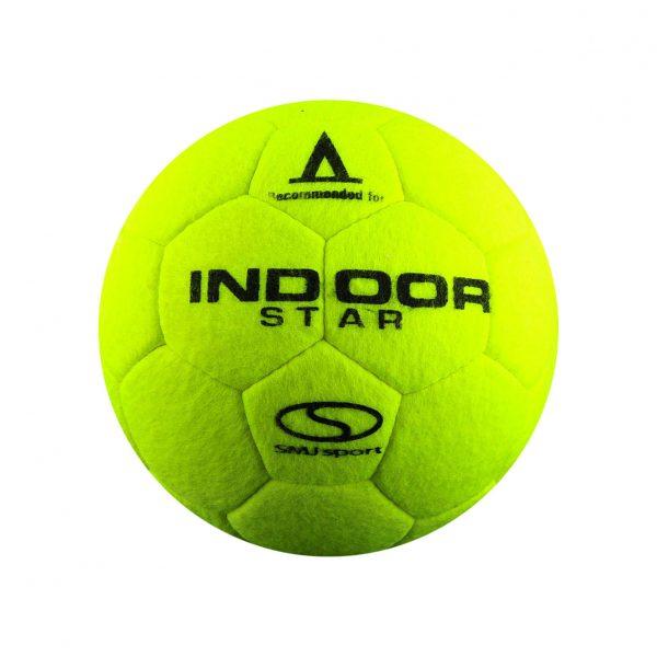 Piłka halowa SMJ Indoor Star Rozmiar Futsal