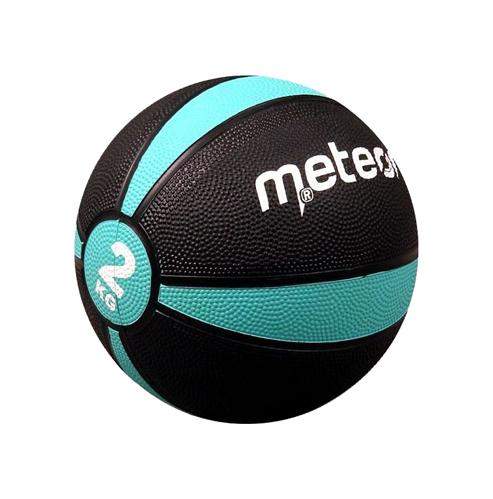 Piłka lekarska gumowa Meteor 2kg