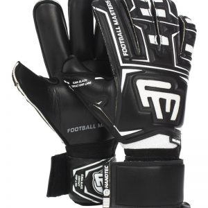 Rękawice Football Masters Clima Black Contact Grip RF v 3.0 Rozmiar 8