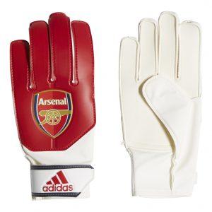 Rękawice adidas Arsenal Londyn Young Pro EK4746 Rozmiar 4
