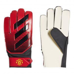 Rękawice adidas Machester United Young Pro CW5622 Rozmiar 4