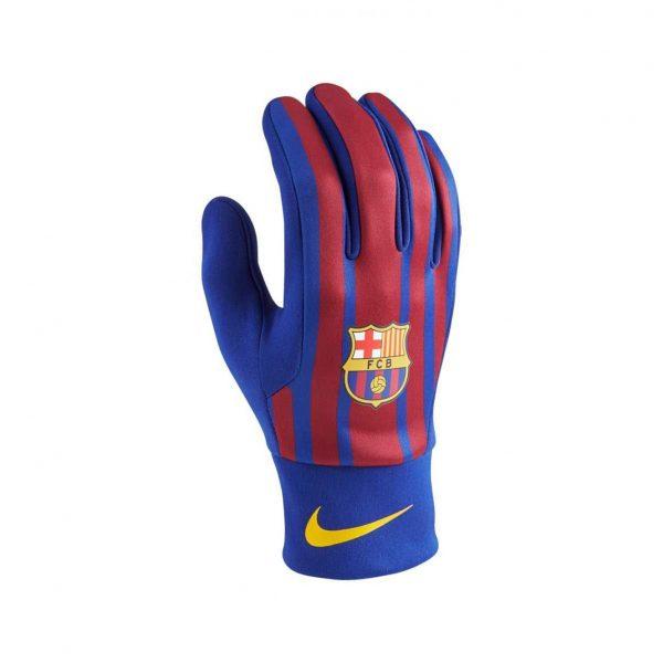 Rękawiczki Nike FC Barcelona GS0354-485 Rozmiar S