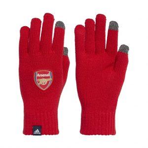 Rękawiczki adidas Arsenal Londyn EH5090 Rozmiar S