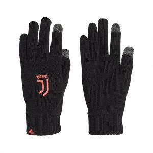 Rękawiczki adidas Juventus Turyn DY7519 Rozmiar S