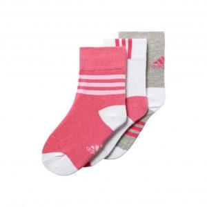 Skarpety adidas Ankle 3-pack CD2980 Rozmiar 19-22