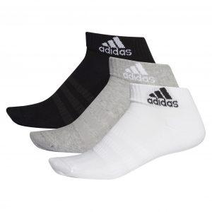 Skarpety adidas Cushion Ankle 3PP DZ9364 Rozmiar 40-42