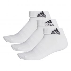 Skarpety adidas Cushion Ankle 3PP DZ9365 Rozmiar 34-36